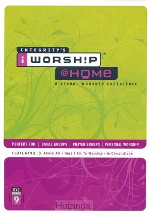 Iworship @home vol.9