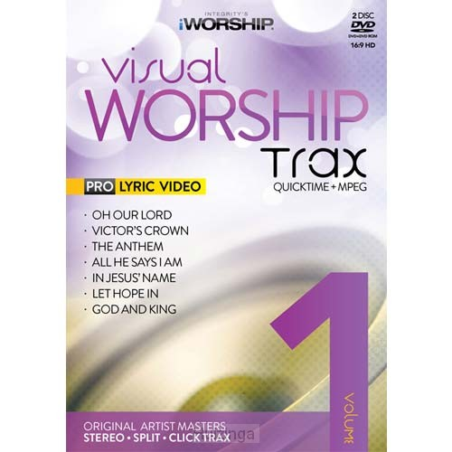 Visual worship trax vol 1