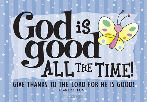 Pio God is good all the time set10