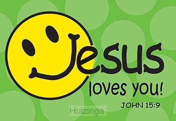 Pio Jesus loves you set10