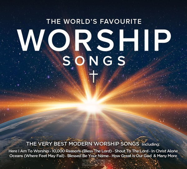The world''s favourite worship songs