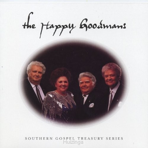 Southern gospel treasury: goodman f