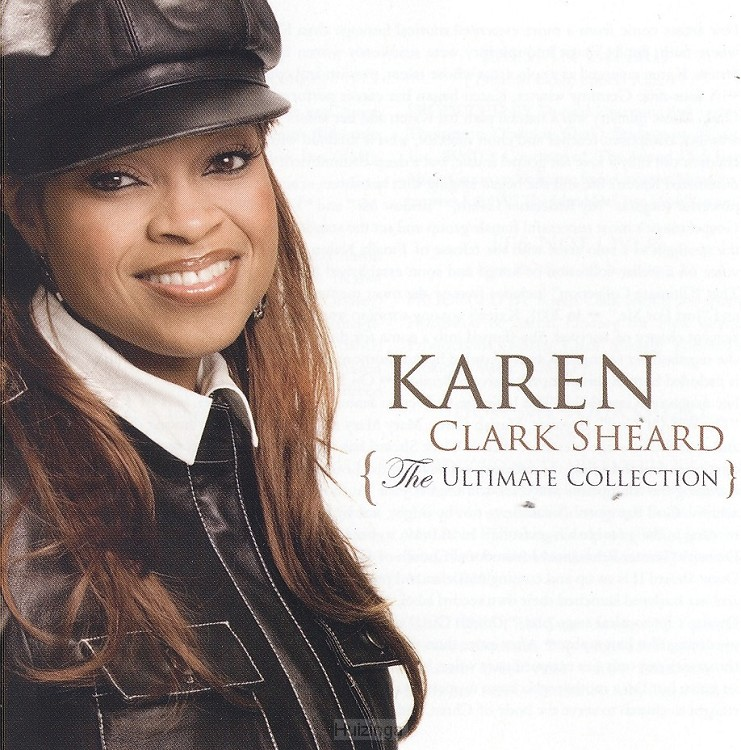 Ultimate collection:karen clark she