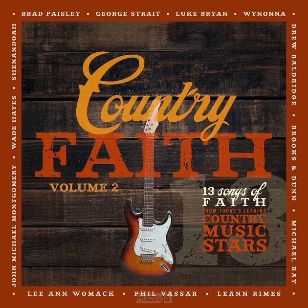 Country faith vol. 2