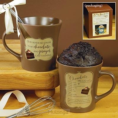 Mug with whisk chocolate