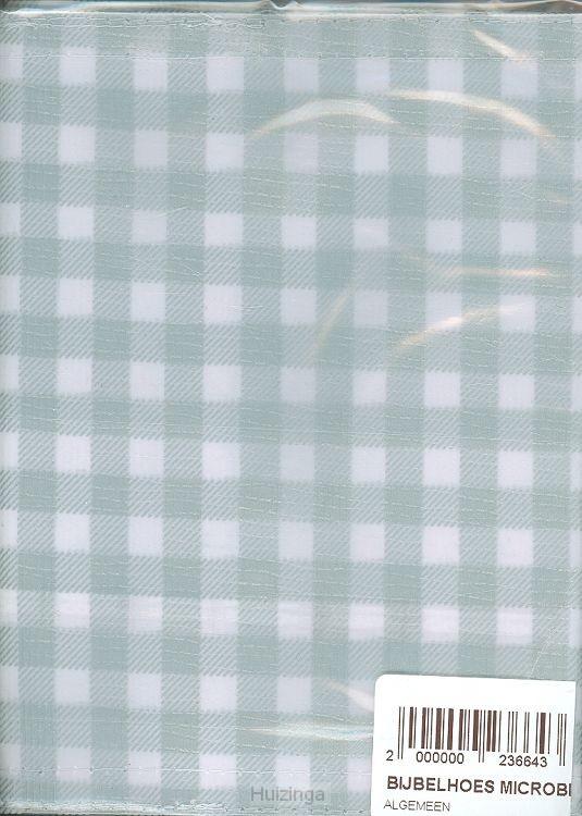 Bijbelhoes microbijbel mascota grey