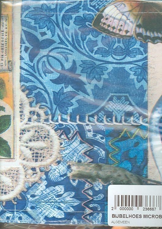 Bijbelhoes microbijbel postcard