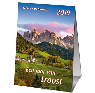 Kalender 2020 hsv jaar van troost