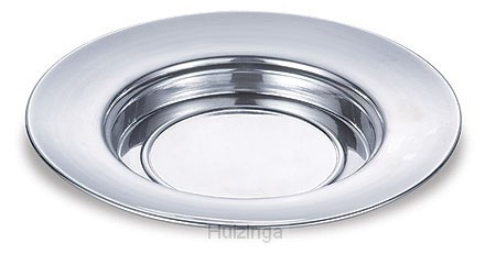 Communion ware bread plate