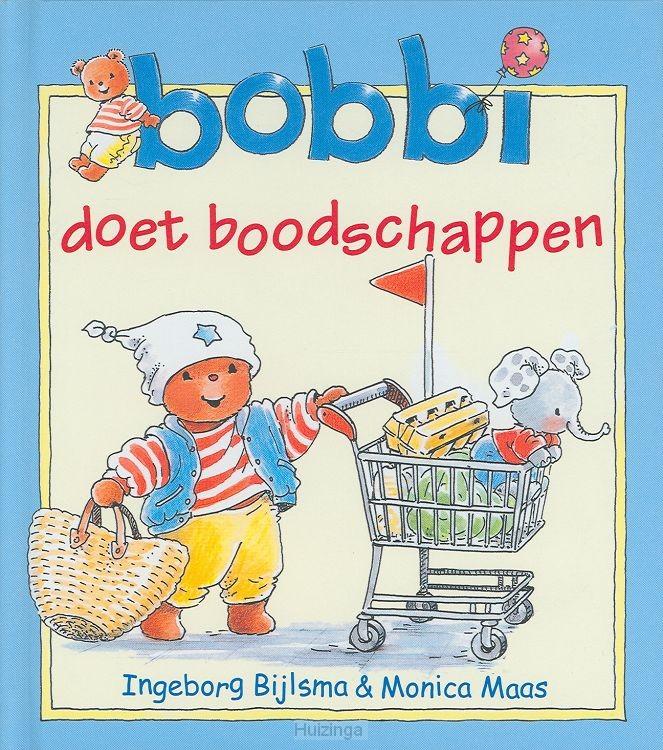 Bobbi doet boodschappen