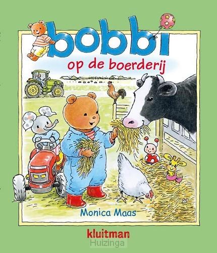 Bobbi op de boerderij