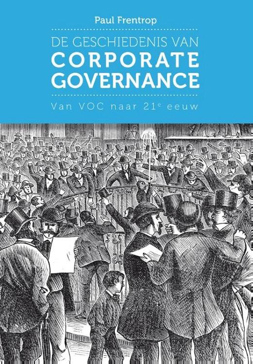 De geschiedenis van corporate governance