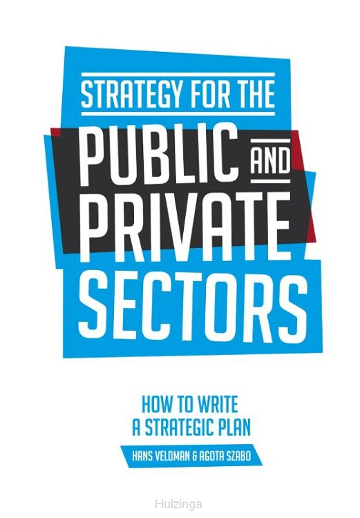 Strategy for the public and private sector