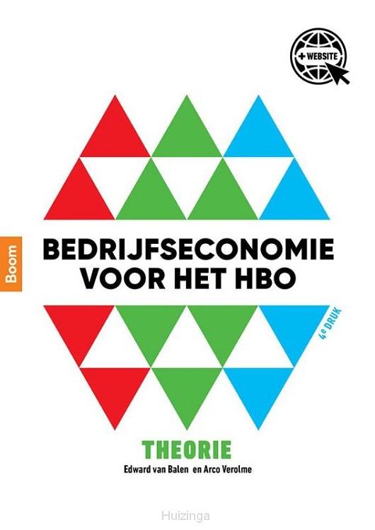 Bedrijfseconomie voor het hbo. Theorie
