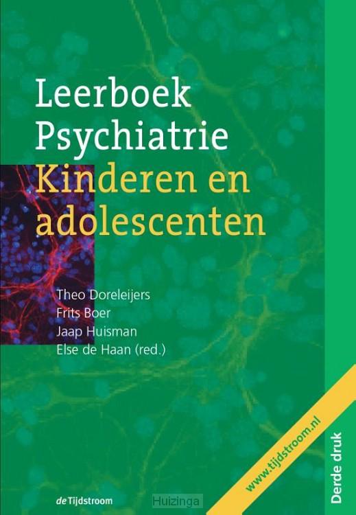 Leerboek psychiatrie kinderen en adolescenten