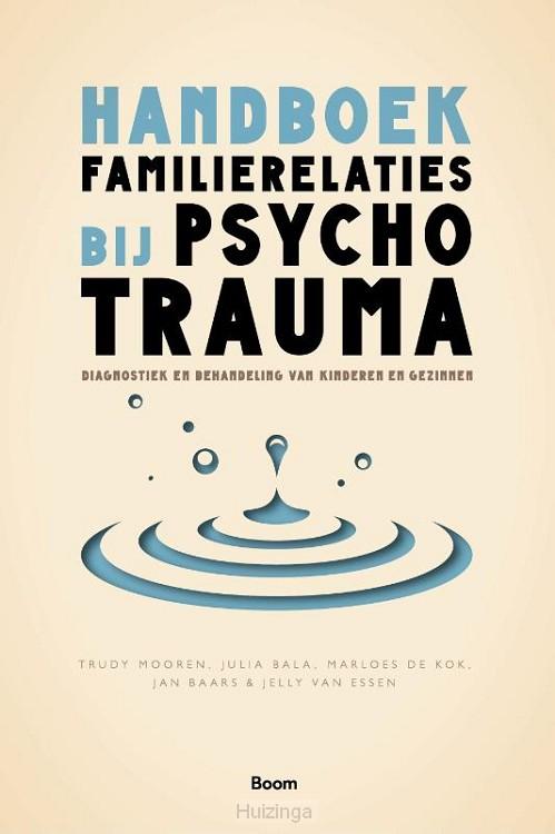 Handboek familierelaties bij psychotrauma