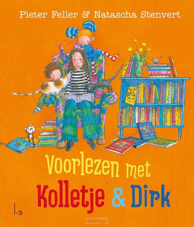 Voorlezen met Kolletje en Dirk