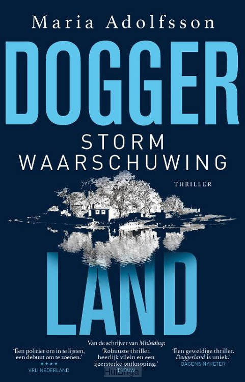 Doggerland - Stormwaarschuwing