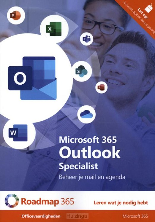 Microsoft 365 Outlook Specialist