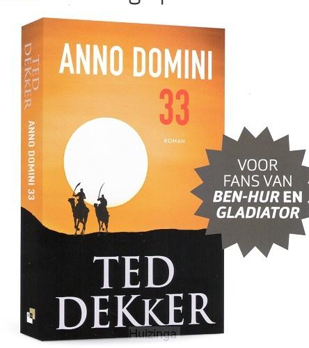 Anno domini 33**