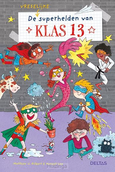 Klas 13 de superhelden