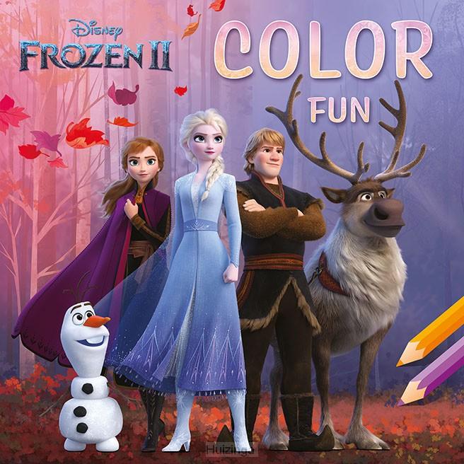 Disney Color Fun