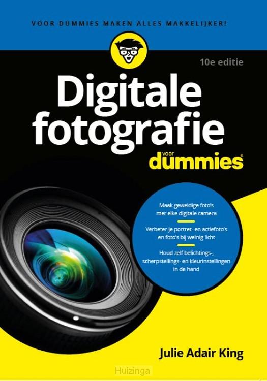 Digitale fotografie voor Dummies, 10e editie
