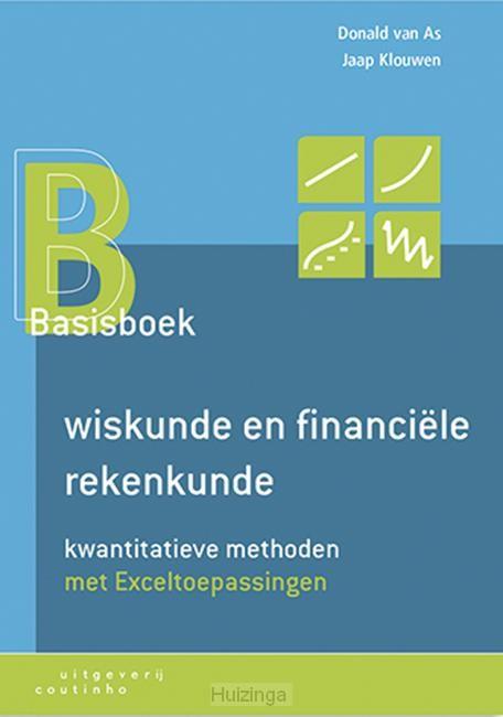 Basisboek wiskunde en financiele rekenkunde