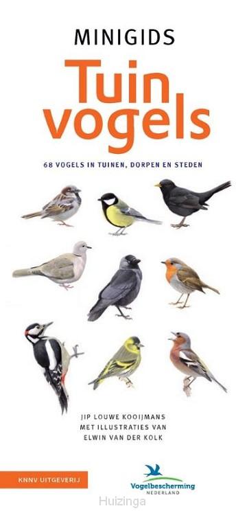 Set Minigids Tuinvogels