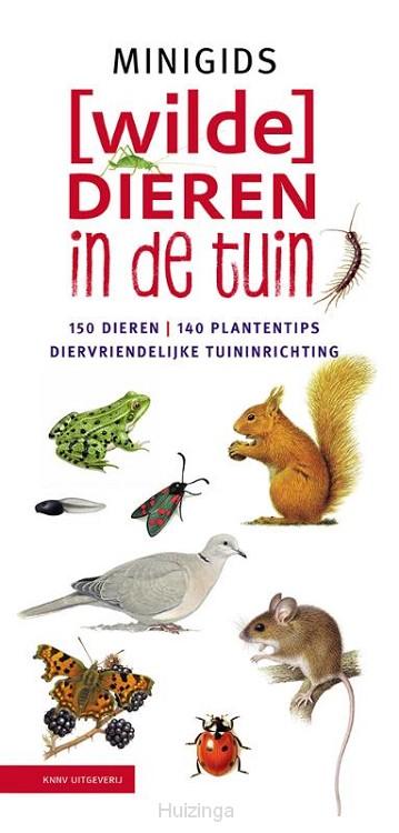 Set Minigidsen [Wilde] dieren in de tuin