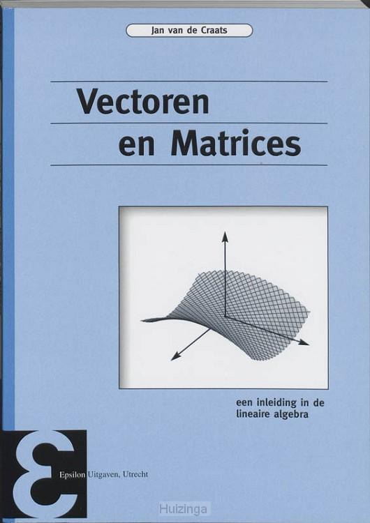 Vectoren en matrices