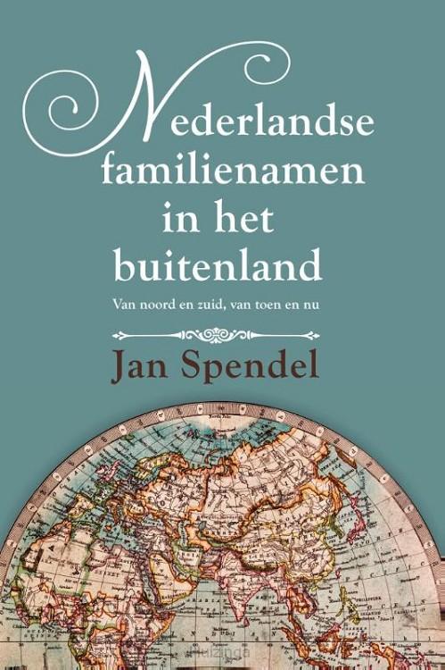 Nederlandse familienamen in het buitenland