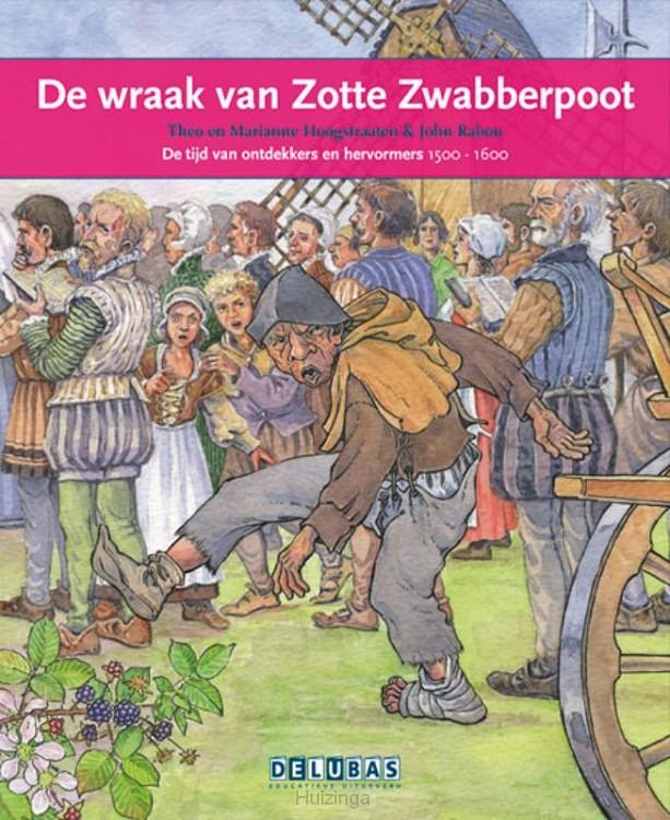 De wraak van Zotte Zwabberpoot / De beeldenstrom
