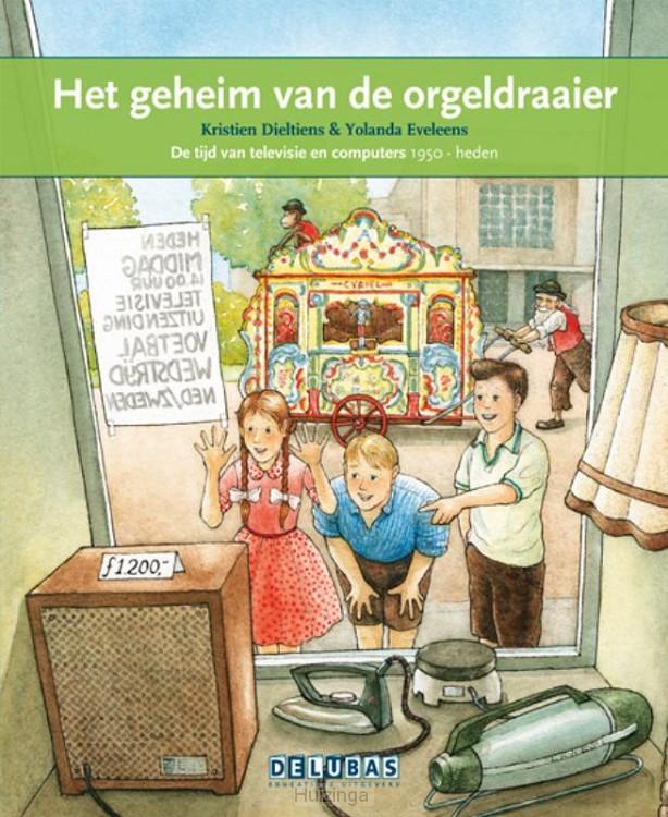 Het geheim van de orgeldraaier / De televisie