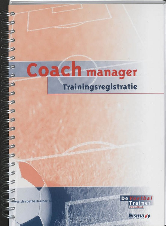 Coach Manager / Trainingsregistratie A5