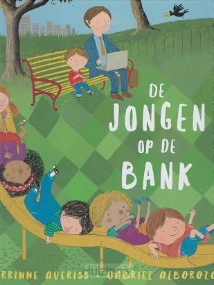 De jongen op de bank