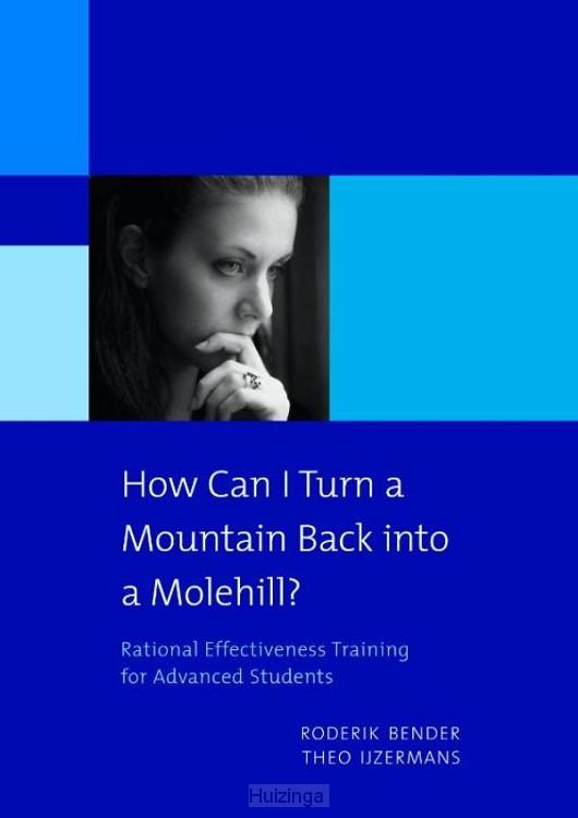 How can I turn a mountain back into a molehill?