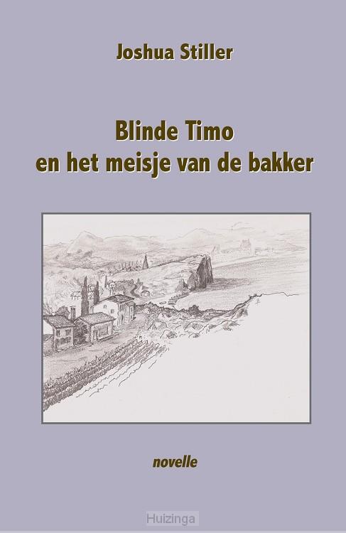 Blinde Timo en het meisje van de bakker