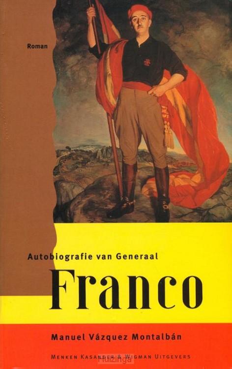 Autobiografie van Generaal Franco