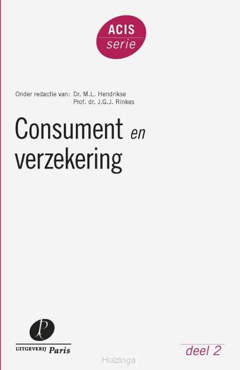 Consument en verzekering