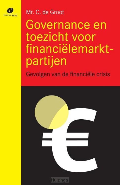Governance en toezicht voor financiëlemarktpartijen