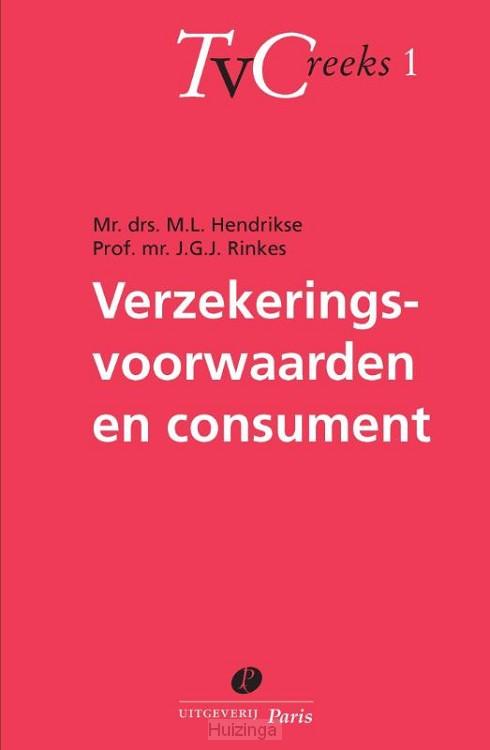 Verzekeringsvoorwaarden en consument