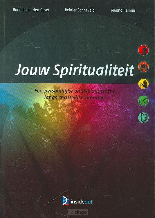 Jouw spiritualiteit cursusboek