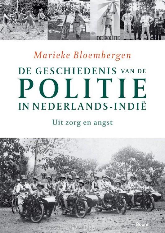 De geschiedenis van de politie in Nederlands-Indie