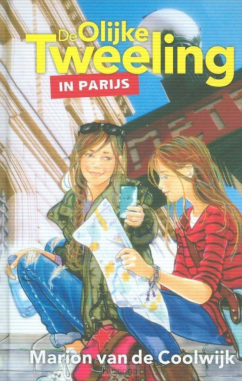 Olijke tweeling in Parijs