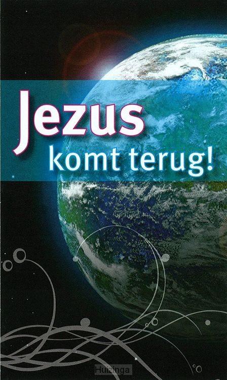 Traktaat Jezus komt terug  s25