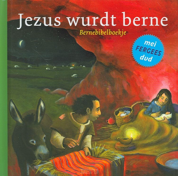 Jezus wurdt berne