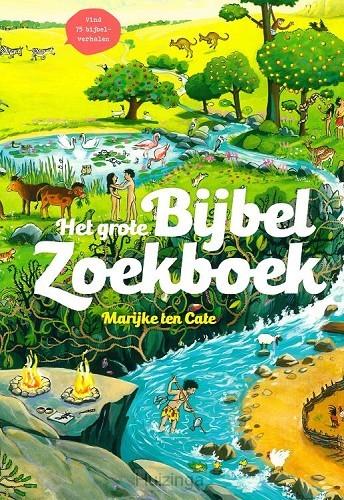 Grote bijbel zoekboek