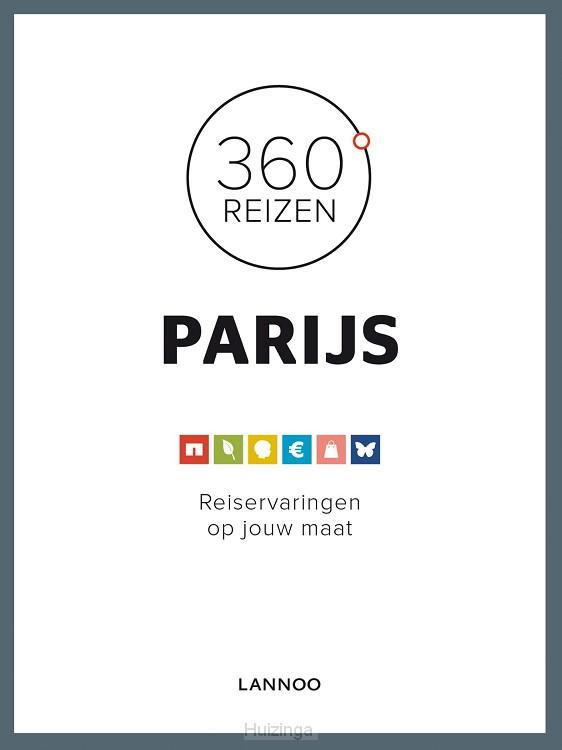 360° Parijs