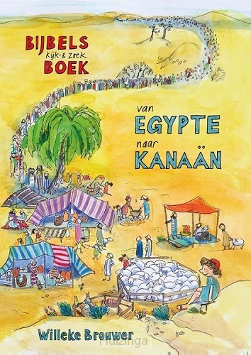 Van egypte naar kanaan**